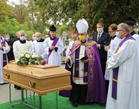Pogrzeb ks. Infułata Stanisława Czerwika