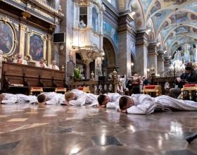 Święcenia diakonatu w Bazylice Katedralnej w Kielcach