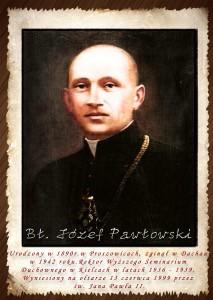 bł.Józef Pawłowski - Praktyki 2014