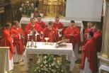 Zaproszenie naprymicyjną Mszę św.