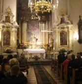 Jedną zpereł Kościoła Kieleckiego jest modlitwa wintencji powołań