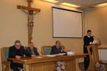 Sesja wspomnieniowa poświęcona Księdzu Danielowi Olszewskiemu