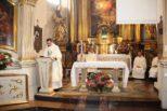 Odpust w kościele seminaryjnym
