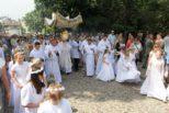 Msza Święta i procesja eucharystyczna w Boże Ciało