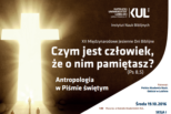 Relacja zXII Międzynarodowych Dni Biblijnych