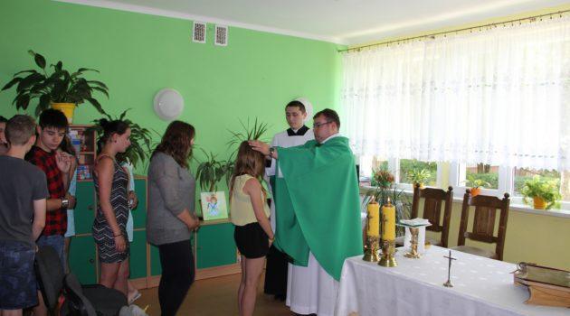 Msza św.prymicyjna wDobrej Chacie
