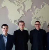 Klerycy wKazachstanie