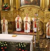 Narodowe Święto Niepodległości wkieleckiej katedrze