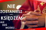 """""""Zostań klerykiem naweekend"""" XIII EDYCJA"""