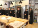 Poświęcenie sali misyjnej