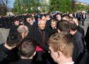 Ogólnopolska Pielgrzymka Wyższych Seminariów Duchownych naJasną Górę