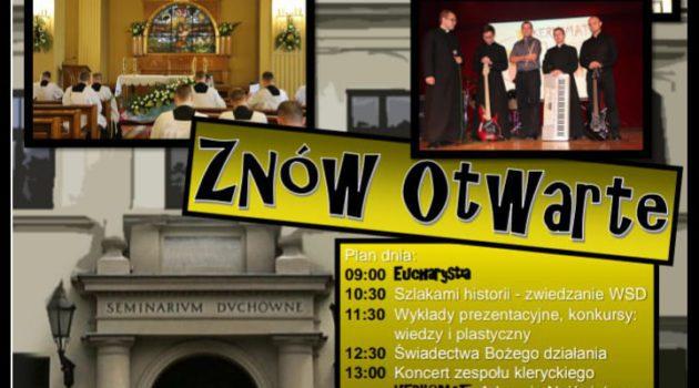 Dzień Otwarty Seminarium…