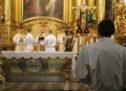 Święcenia diakonatu wkatedrze kieleckiej