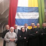 Klerycy naczuwaniu modlitewnym PUM