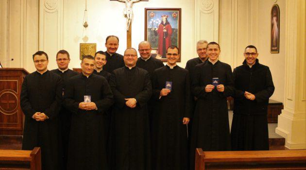 Nasi diakoni włączeni doPapieskiej Unii Misyjnej