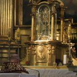 Zapraszamy douczestnictwa wnabożeństwach pasyjnych wKościele Trójcy Świętej