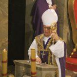 Środa Popielcowa wBazylice Katedralnej