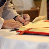 Jutrznia przedprzyjęciem święceń prezbiteratu