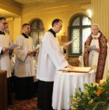 Jutrznia przedprzyjęciem święceń diakonatu