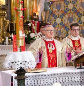 Święcenia diakonatu wparafii pw.św.Idziego wTczycy