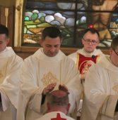 Msza Święta Prymicyjna wKaplicy seminaryjnej