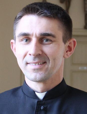 ks. mgr lic. Kamil Banasik
