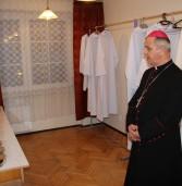 Wizyta ks.Bpa Jana Piotrowskiego